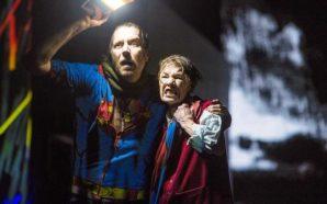 Triunfa Glenda Jackson nuevamente en Broadway con 'El Rey Lear'