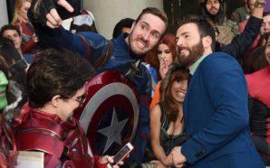 Así llegaron los Vengadores a la Premiere Mundial de 'Endgame'