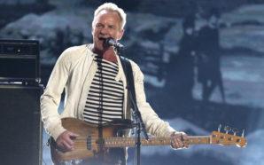 Sting tiene sentimientos encontrados por residencia en Las Vegas